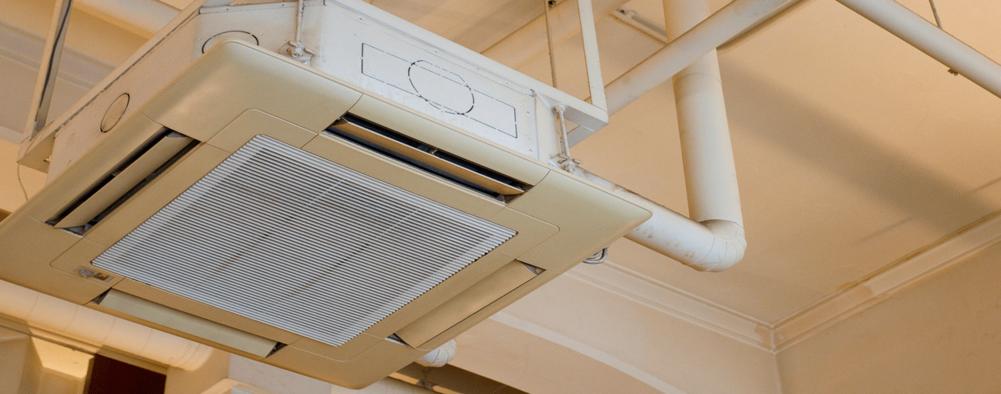 エアコンクリーニング / 天井吊下げタイプ